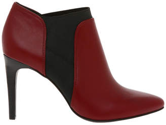 Basque Halle Wine Leather Boot