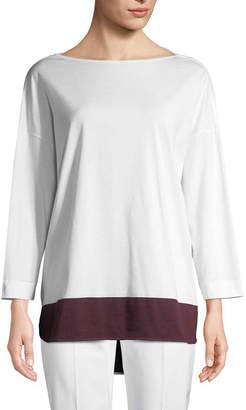Piazza Sempione Colorblocked T-Shirt