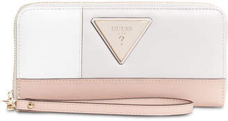 GUESS Kamryn Large Zip Around Wallet
