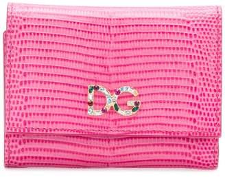 Dolce & Gabbana small tri-fold wallet