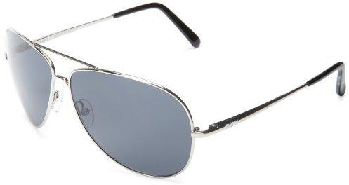 Roxy Women's Raf 1 Aviator Sunglasses