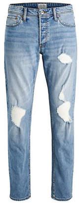 Jack and Jones Mike Original Comfort-Fit Jeans