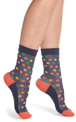 Paul Smith Franny Rainbow Ankle Socks