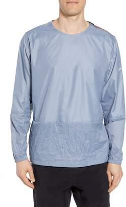 Nike Long Sleeve Crinkle Crew Running Shirt
