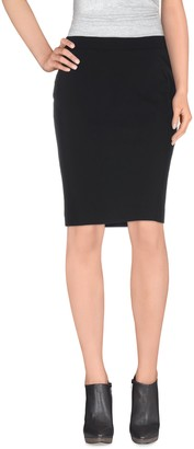 Alviero Martini Knee length skirts