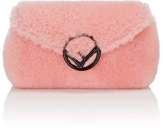 Fendi Women's Shearling Belt Bag