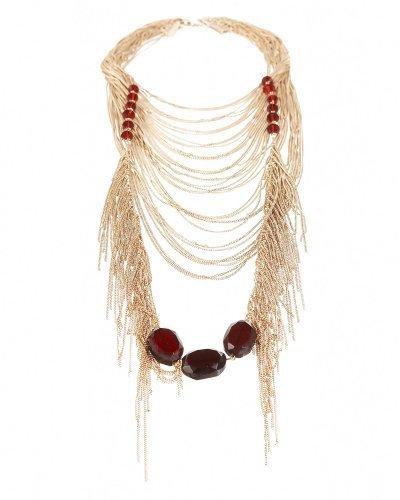 Multi-Layered Drape Necklace