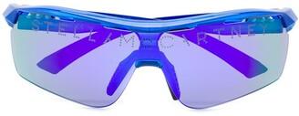Stella McCartney Eyewear sports sunglasses