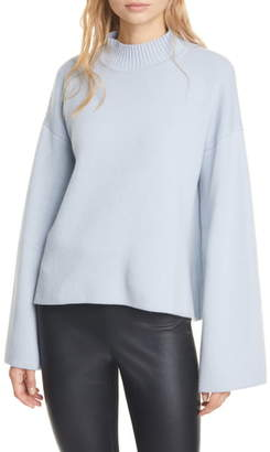 Club Monaco Lillean Bell Sleeve Cashmere Sweater