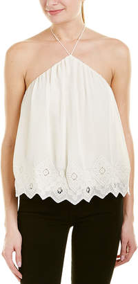 ASTR the Label Embroidered Top