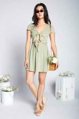 Eggie Mint Chip Dress