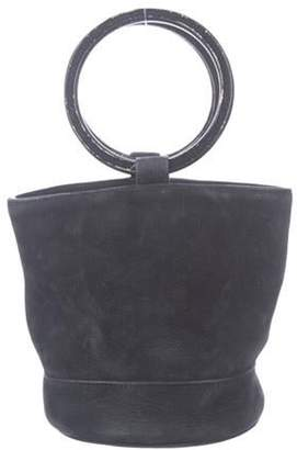 Simon Miller Bonsai 30 Bucket Bag Black Bonsai 30 Bucket Bag