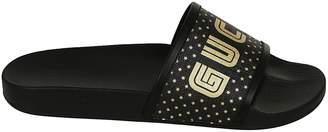 Gucci Logo Sliders