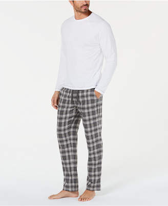 UGG Men Steiner Plaid Pajama Set