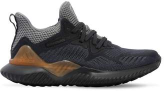 adidas Alpha Bounce Beyond Running Sneakers