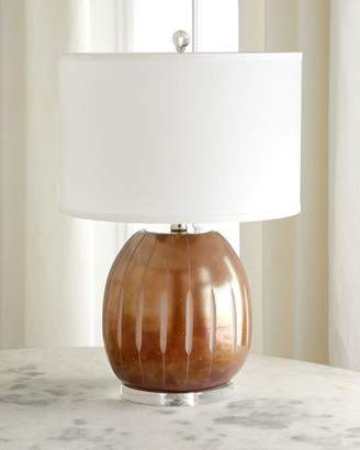 Jamie Young Rose Glass Table Lamp