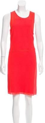 Cédric Charlier Sleeveless Knee-Length Dress