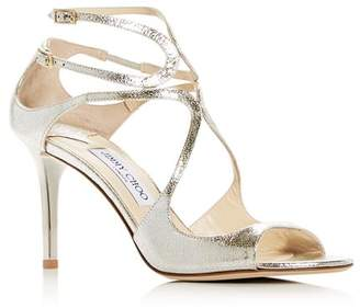 Jimmy Choo Women's Ivette 85 High-Heel Sandals