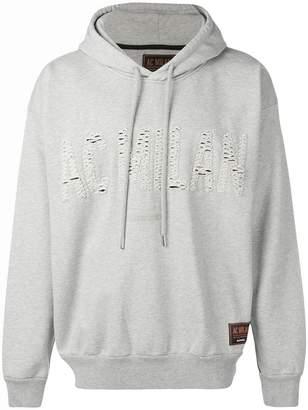 Diesel x AC Milan Style Partner hoodie