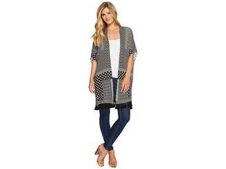 NYDJ Wrap Cardigan Women's Sweater