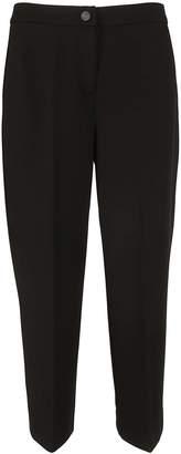 Blugirl Cropped Wide-legged Trousers