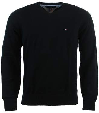 Tommy Hilfiger Mens Long Sleeve Pacific V-Neck Pullover Sweater - L e0d2d7ffe