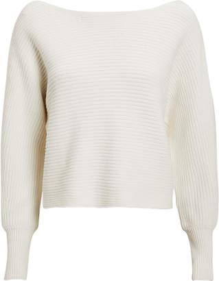 Intermix Luna Off-The-Shoulder Sweater