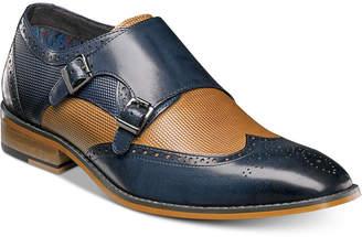 Stacy Adams Men Lavine Double Monk Strap Loafers Men Shoes