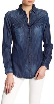 Diesel Pratt Denim Button Up Shirt