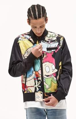 Members Only x Nickelodeon Reversible Bomber Jacket