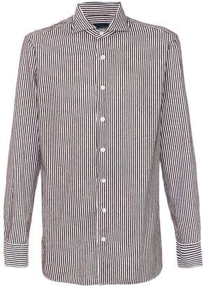 Lardini striped shirt