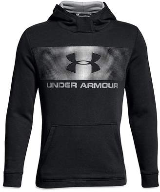 Under Armour Boys' French Terry Hoodie - Big Kid