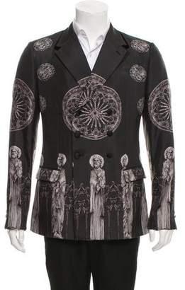 Dolce & Gabbana St. Vincent Silk-Blend Blazer
