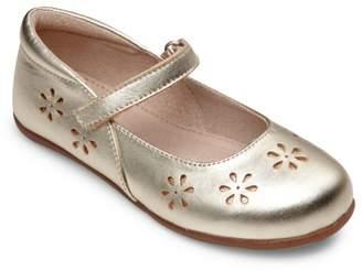 See Kai Run Toddler's & Kid's Metallic Leather Mary Janes