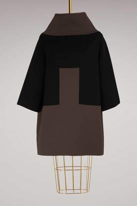 Rick Owens Pyramid wool sweater
