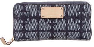 Kate SpadeKate Spade New York Leather Spade Wallet