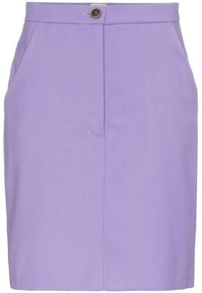 Natasha Zinko high-waisted mini skirt