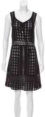 Calypso Crochet Lace Dress