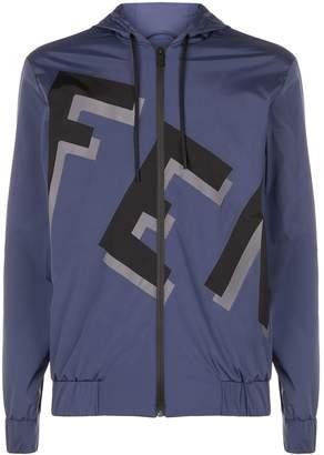 Fendi Lightweight Waterproof Jacket