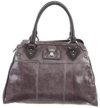 Marc Jacobs Embossed Dome Bag