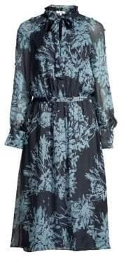 Equipment Henriette Silk Dress