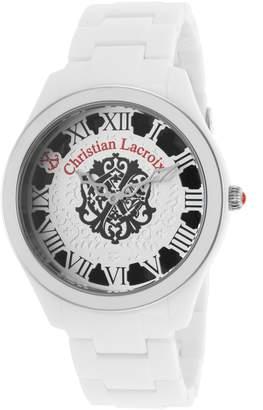 Christian Lacroix Women's 8007101 Acetate Watch