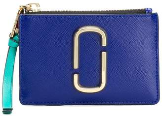 Marc Jacobs Snapshot top-zip multi wallet