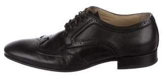 Doucal's Leather Wingtip Brogues