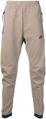 Nike elasticated waist track pants