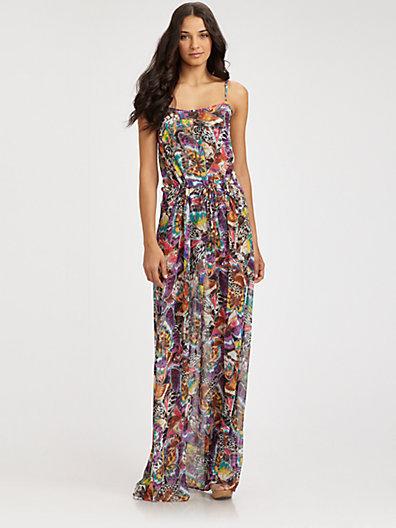 Cia.Maritima Swim Butterfly Dress