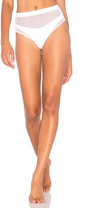 KENDALL + KYLIE x REVOLVE Mesh Highwaisted Bikini Bottom