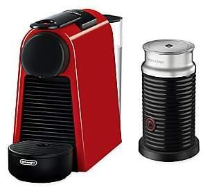 Nespresso Essenza Mini Espresso Machine - Red