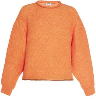 Acne Studios Kropp Jersey Sweatshirt