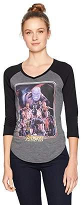 Marvel Junior's Women's Avengers Infinity Wars Tanks